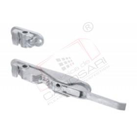 Rear gate lock 16 mm hot zinc
