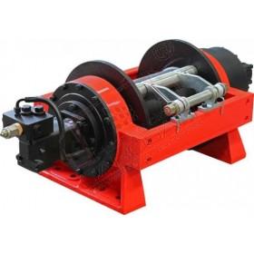 Troliu hidraulic heavy-duty DWHI 300 HD