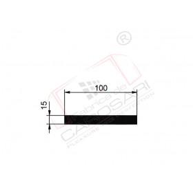 Flat rod 100x15 mm