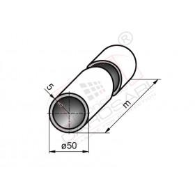 Tube o50x5mm