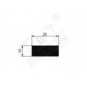 Flat rod 25x10 mm