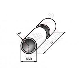 Tube o60x2mm