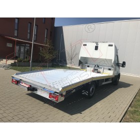 Kit platforma transport auto pe sasiu Renault Master