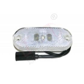 LED Front Light 12/24V,Snap-in