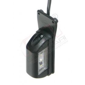 LED End-Outline Marker Light 12-24V R