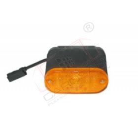 LED Side Light orange12/24V,Holder,Snap