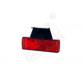 Marker light with reflective device, hanging (red)right