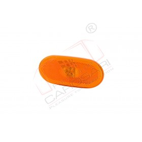 Marker light(orange), with 3 LED marker HOR 59, 12/24v, 0,4/0,7w, 2x0,75mm, 0,3m