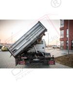 kit Bena basculabila hidraulic Aluminiu Iveco Daily 35C