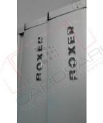Oblon Aluminiu 2070 mm San Marco spate original  Obloane aluminiu anodizat originale de pe Peugeot Boxer, compatibile Fiat Ducato, Citroen Jumper